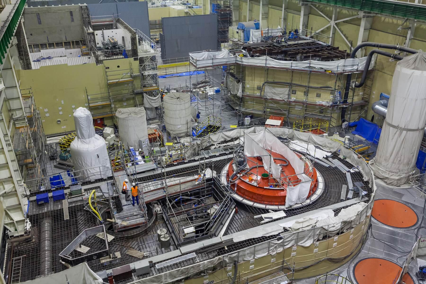 CompresedPostament reaktora 4. bloku HD
